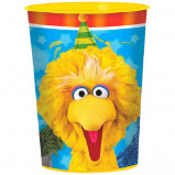 New Sesame Street Favor Cup
