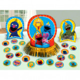 New Sesame Street Table Decorating Kit