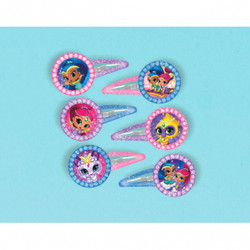 Shimmer and Shine Barrette Favors (12)