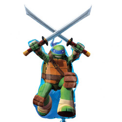 "Teenage Mutant Ninja Turtles SuperShape 26"""" Foil Balloon"
