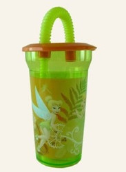 TINK  TUMBLER ORANGE CAP