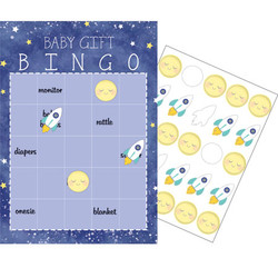 To the Moon and Back Bingo Game (10)