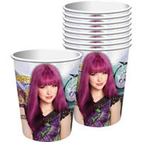 Descendants 2 Paper Cups 8 count (9 oz)