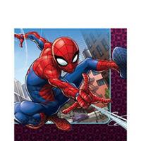 Spider-Man Webbed Wonder Lunch Napkins 16ct