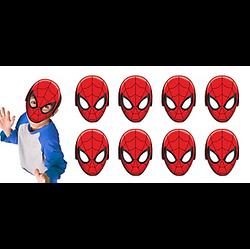 Spider-Man Masks 8ct