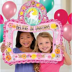 Inflatable Magical Unicorn Frame