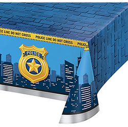 Police Table Cover