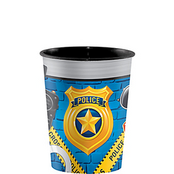 Police Favor Cup