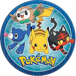 Pokemon Core Dinner Plates 8ct