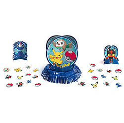 Pokemon Core Table Decorating Kit 23pc