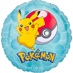 "Pokemon Core 18"" Foil Balloon"