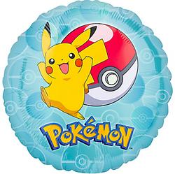 """Pokemon Core 18"""" Foil Balloon"""