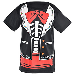 Child Day of the Dead T-Shirt