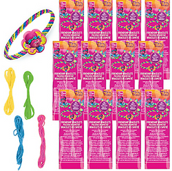 Trolls Friendship Bracelet Kits 12ct
