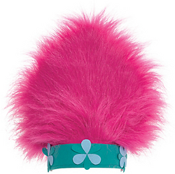 Trolls Hat with Hair