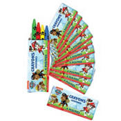 Paw Patrol Crayons 12 Count