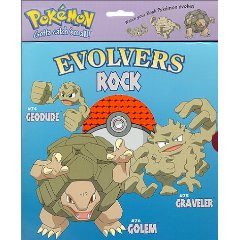 SALE  Pokeman Evolvers Books Assorted