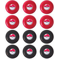 Pikachu & Friends Yo-Yos 12 Count