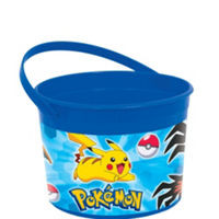 Pikachu & Friends Favor Container