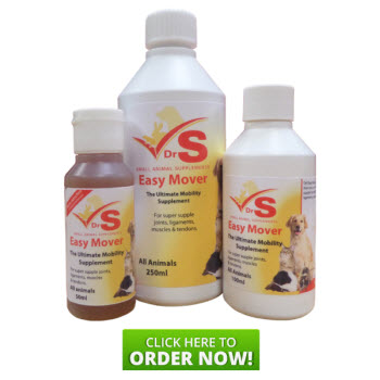 DrS Easy Mover - joint supplement for dogs