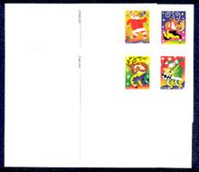 UX401-04 UPSS# S415-18 23c Music Makers Mint Postal Card