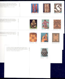 UX411-20 UPSS# S425-34 23c Art of the American Indian Mint Postal Cards