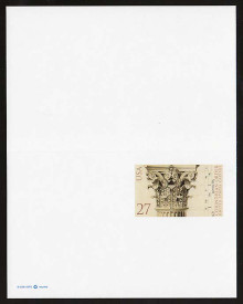 UY47 UPSS# MR57 27c Corintian Column Mint UNFOLDED