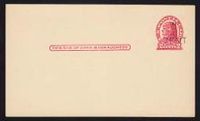 UX32 UPSS# S44-40, San Antonio Surcharge, Mint Postal Card