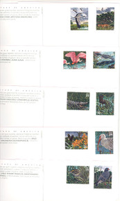 UX478-87 39c Southern Florida Wetland Mint Postal Cards