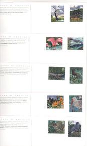 UX478-87 39c Southern Florida Wetland Mint Postal Cards