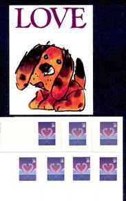 UX279 UPSS# 292a-h 20c Love (Swans) Mint Postal Cards