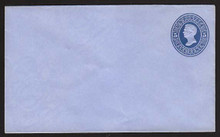 U175 UPSS # 466a 5c Blue on Blue, die 1, Mint Entire