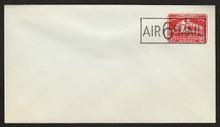 UC9 UPSS # AM-46-29 6c on 2c Carmine, Bicentennial, Mint Entire