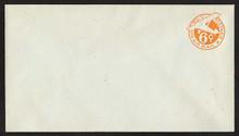 UC6 UPSS # AM-25-41 6c Orange, die 3, Mint Entire