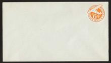 UC6 UPSS # AM-25a-39 6c Orange, die 3, Mint Entire