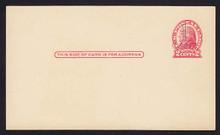 UX32 UPSS# S44-22, Louisville Surcharge, Mint Postal Card