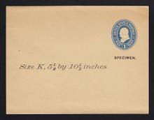 W301, UPSS # 904-8 Wrapper, Specimen Form 39