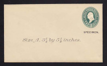 U311, UPSS # 926-8 Entire, Specimen Form 39