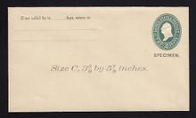 U311, UPSS # 928-8 Entire, Specimen Form 39, General Return