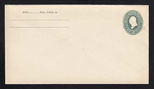 U311, UPSS # 935-12 Entire, Specimen Form 43