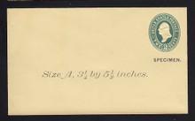 U312, UPSS # 951-8 Entire, Specimen Form 39