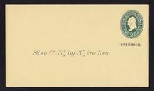 U312, UPSS # 953-8 Entire, Specimen Form 39
