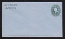 U314, UPSS # 985-12 Entire, Specimen Form 43