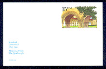 UX150 UPSS# S163 15c Stanford University Mint Postal Card