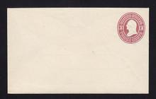 U34 UPSS # 68 3c Pink on White, Mint Entire, RARE Knife