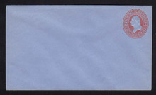 U229 UPSS # 658-5 2c Red on Blue, Mint Entire