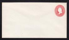 U231 UPSS # 669 2c Red on White, Mint Entire