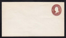 U260 UPSS # 688 2c Brown on White, Mint Entire