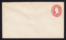 U236 UPSS # 706 2c Red on White, Mint Entire