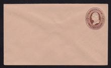 U268 UPSS # 735 2c Brown on Fawn, Mint Entire
